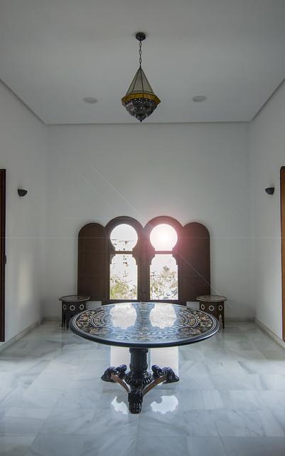 Interior Palacete
