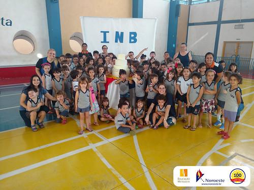 Comemoração aos 100 anos do Instituto Noroeste de Birigui