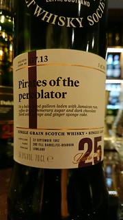 SMWS G7.13 - Pirates of the percolator