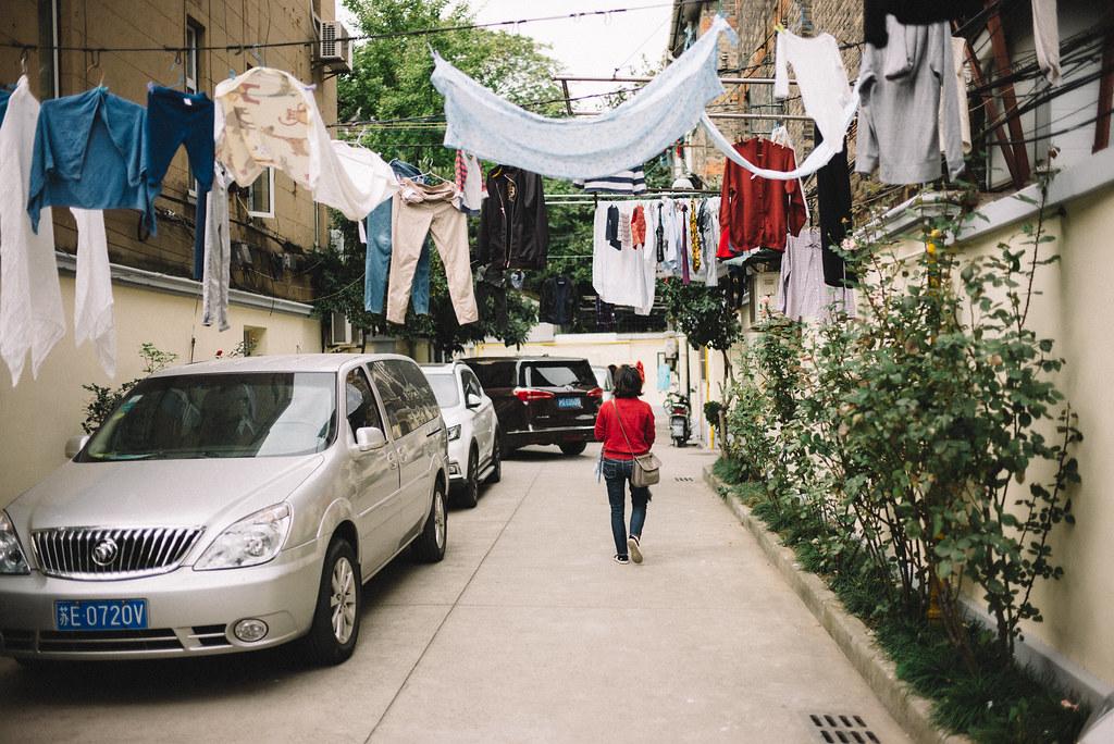 Shanghai City Walk Shots