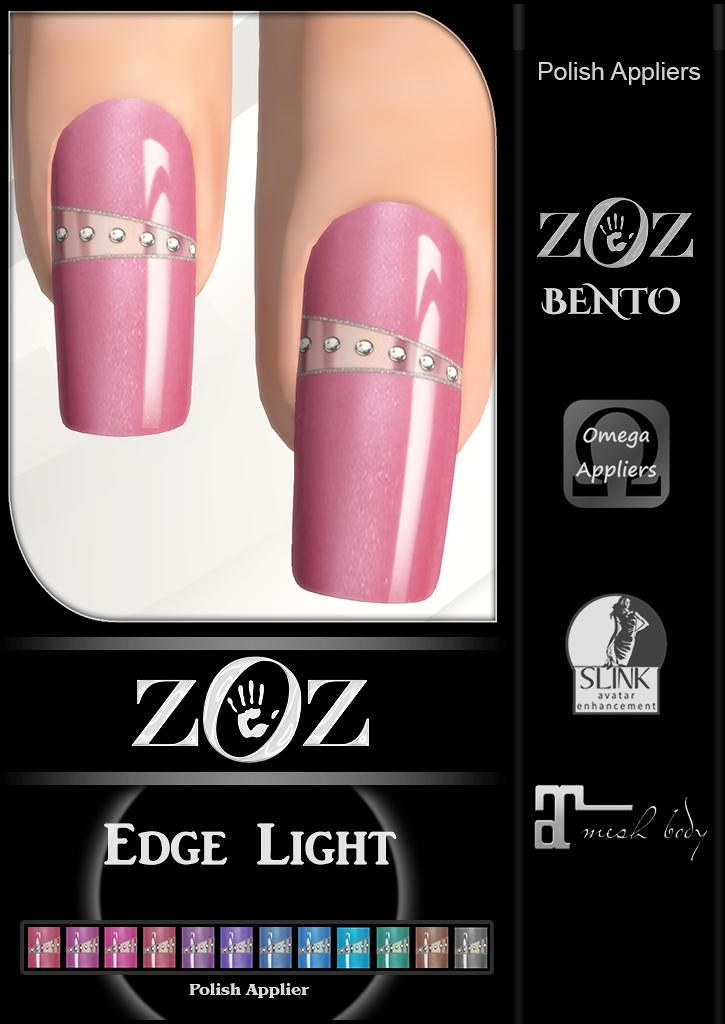 {ZOZ} Edge Light pix L