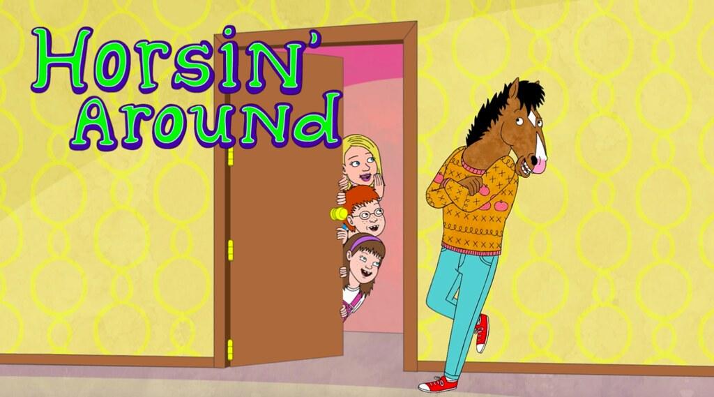"TV review: ""BoJack Horseman"" season five"