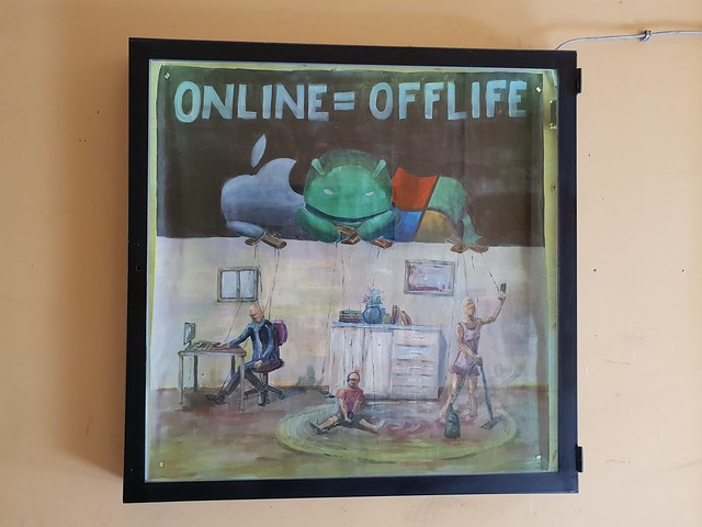 Online = Offlife