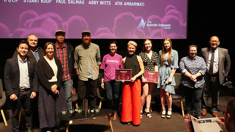 ReelOzInd! Australia Indonesia Short Film Festival 2018 Premiere ACMI Melbourne