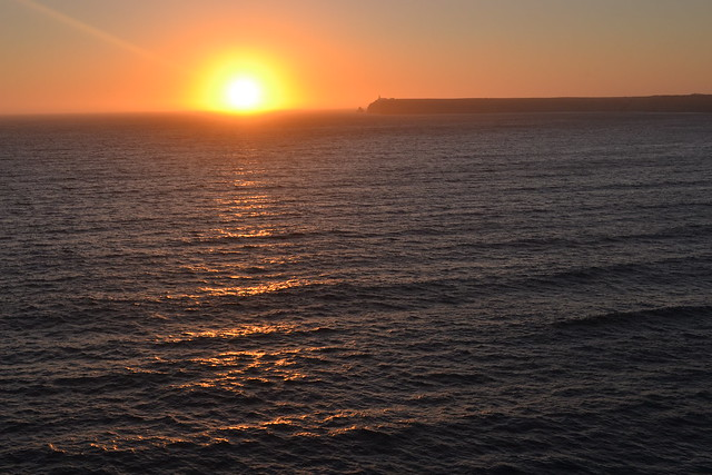 Sagres Point: The End of the World