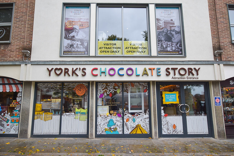 York Chocolate Story - Free with York Pass