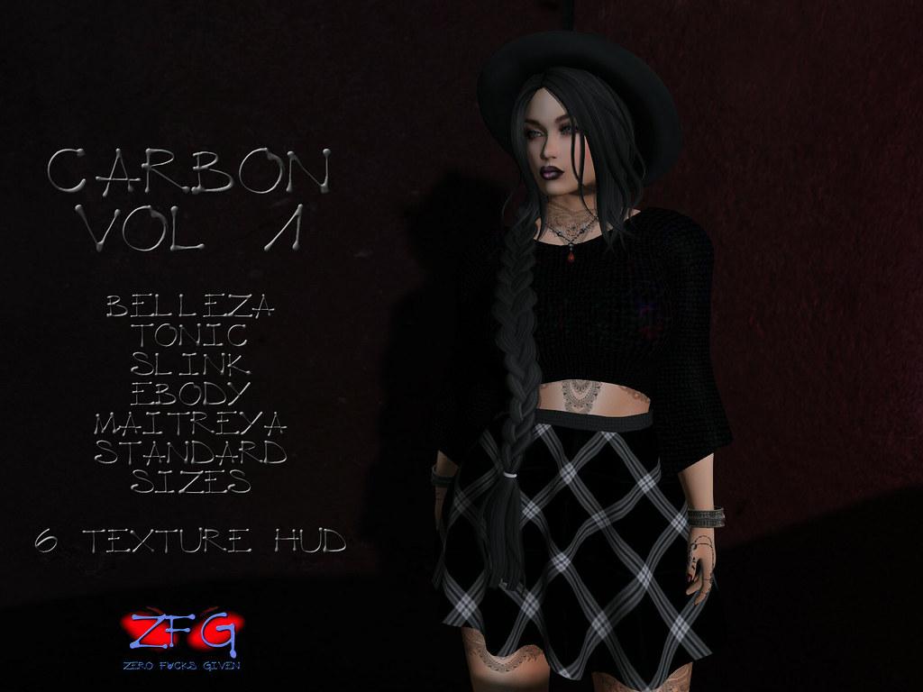 {zfg} carbon vol 1