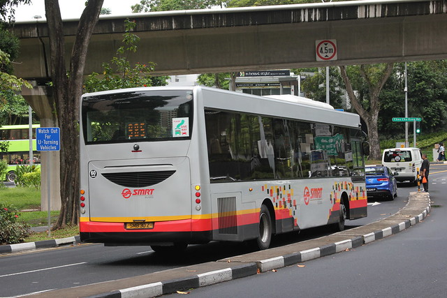 Mercedes-Benz OC500LE / Thonburi Bus Body