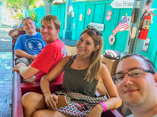 Photo 1 of 1 in the Adventure City Express Train gallery