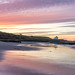 Reflections looking towards Bamburgh Lighthouse-5237 by sailor4242@rocketmail.com