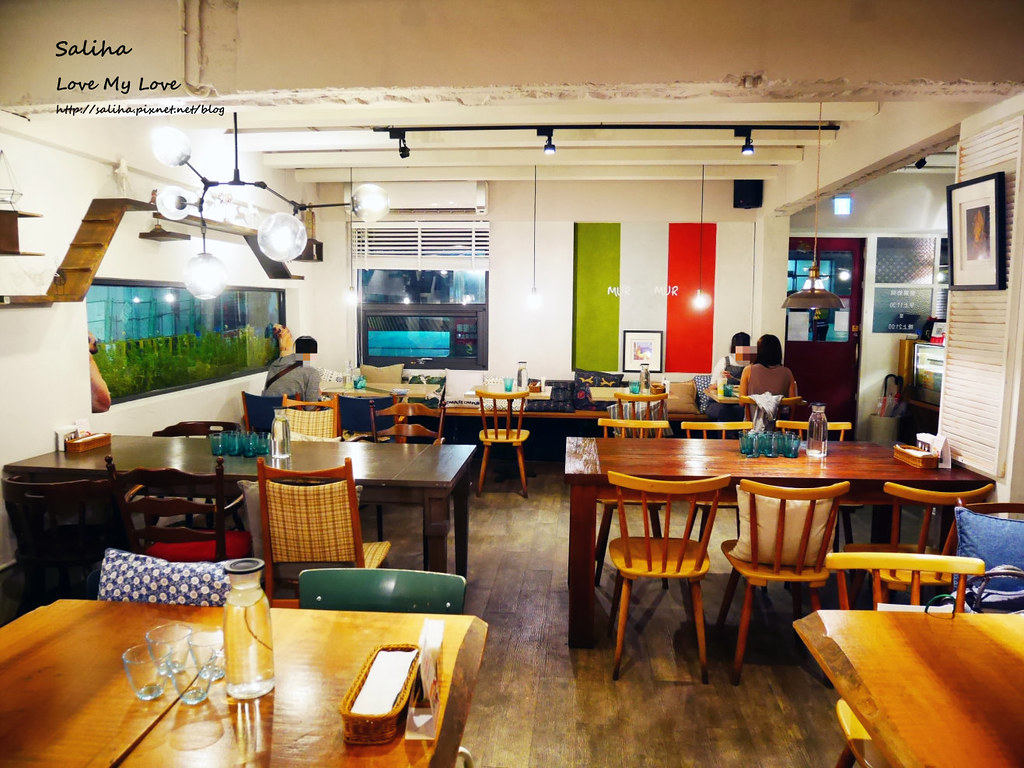台北東區忠孝復興站餐廳美食推薦墨墨義大利麵 murmur pasta (8)