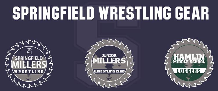 springfield wrestling gear