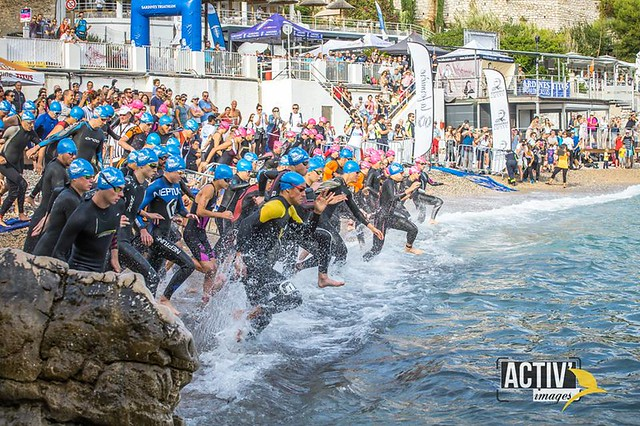 Aquathlon Cassis 2018 1