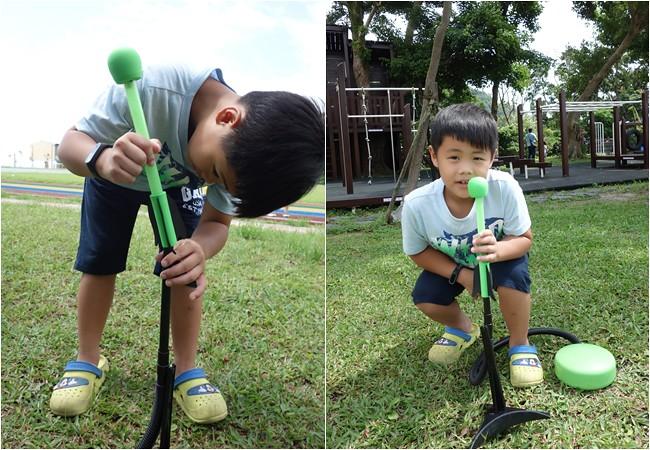美國POOF 夜行者空氣火箭 戶外遊戲 兒童遊戲 野餐 露營玩 (4)