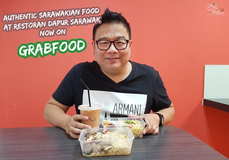 grabfood sarawak
