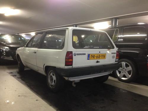 1986 Volkswagen Polo PR-68-YN