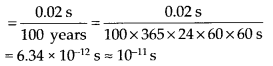 NCERT Solutions for Class 11 Physics Chapter 2 Units and Measurements 22