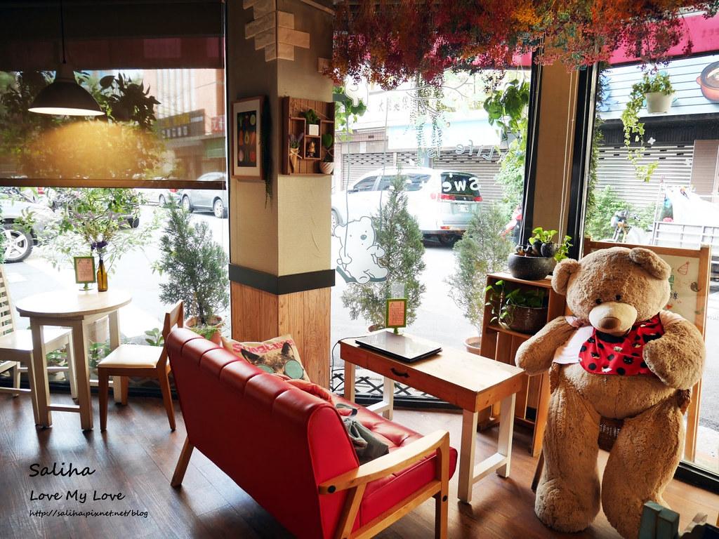 台北行天宮站附近餐廳美食咖啡館早午餐推薦遇見美好下午茶蛋糕 (3)