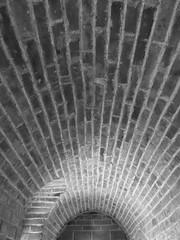 Great Wall; watchtower brickwork
