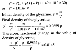 NCERT Solutions for Class 11 Physics Chapter 11Thermal Properties of matter 8