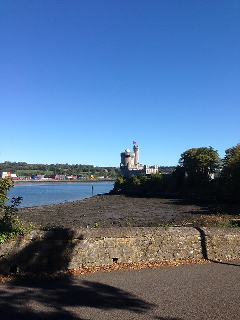 View to Blackrock Castle