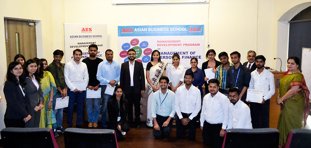 "ABS Management Development Programme on ""Management of Personal Finance"""