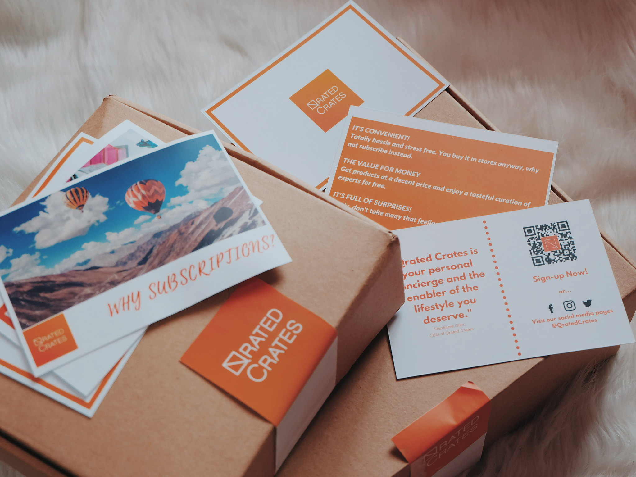 QRated Crates: The Only Subscription Box You Need  Philippines