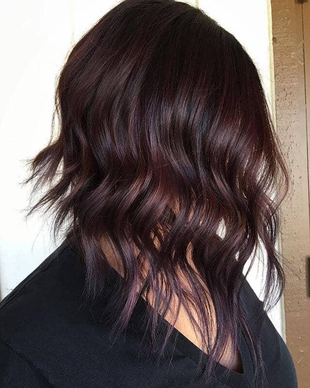 best burgundy hair dye to Rock this Fall 2019 20