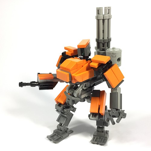 Overwatch Bastion (MOC version)