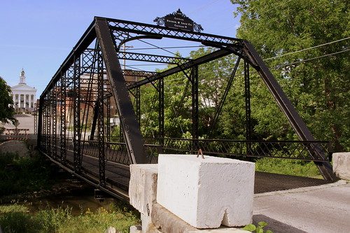 Gospel Street Bridge - Paoli, IN