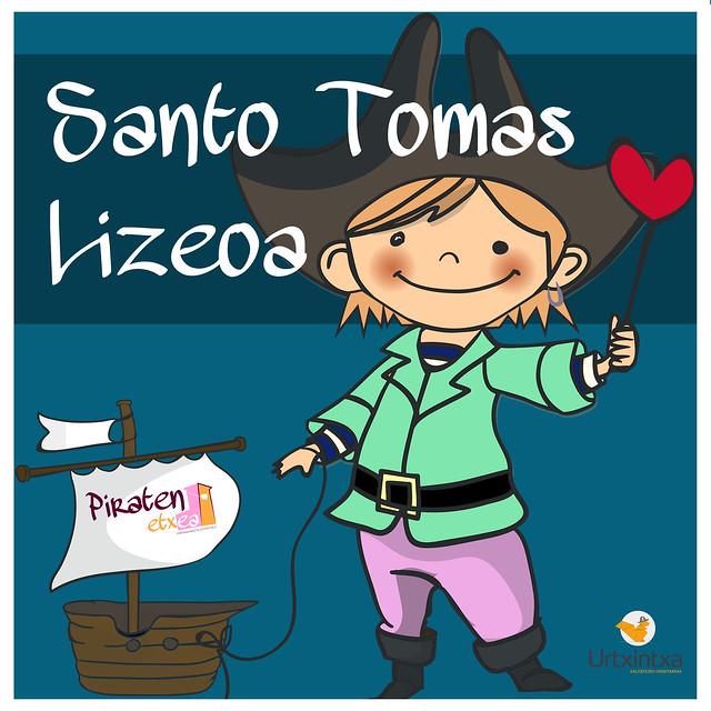 Pirata egonaldia-Santo Tomas Lizeoa 2018-10-18/2018-10-19