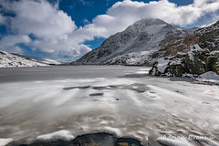 Snowdonia Winter Scenery