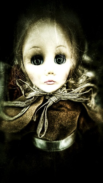 October 20 - Disturbing apparitions