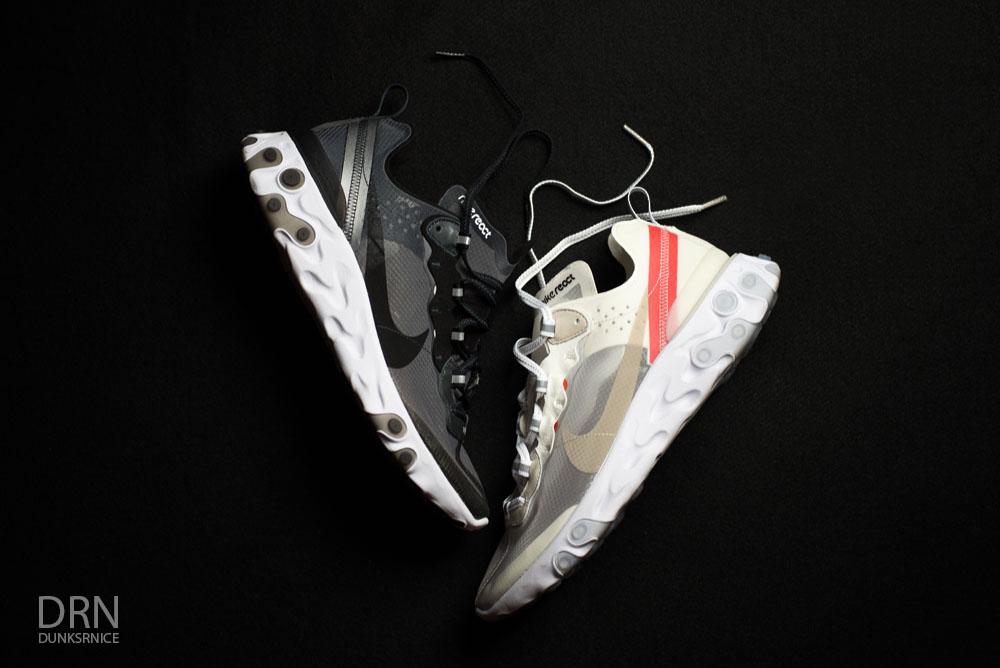Nike Element React 87.