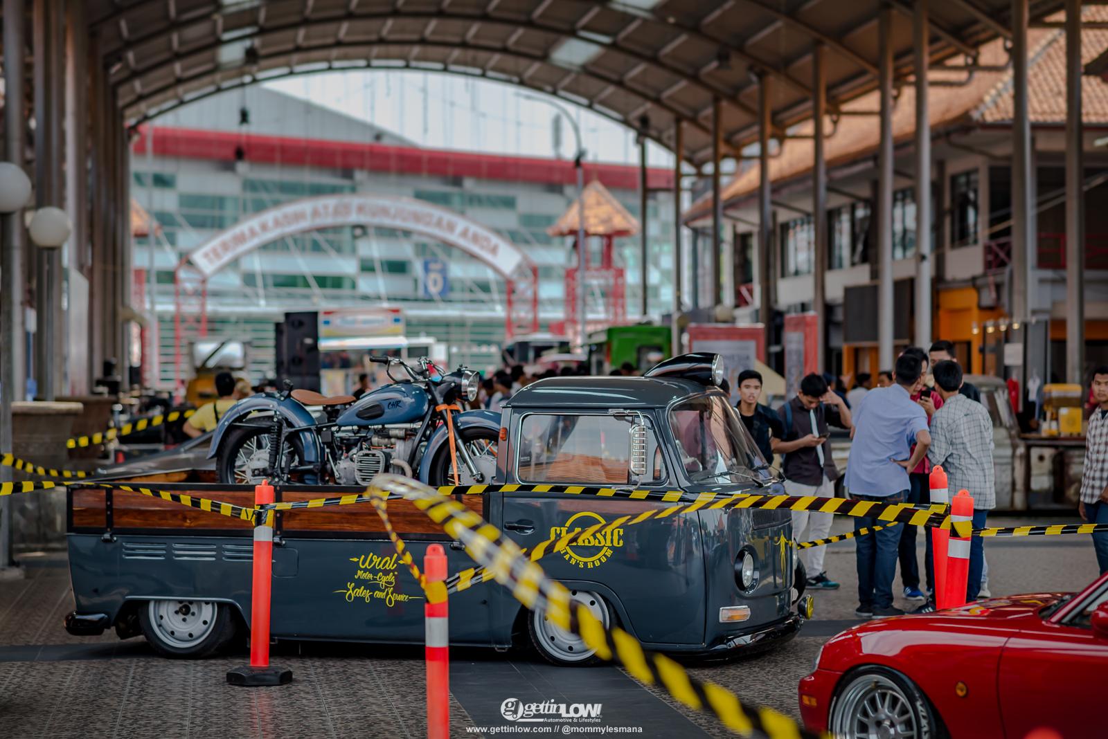 JAKARTA CUSTOM CULTURE 2018