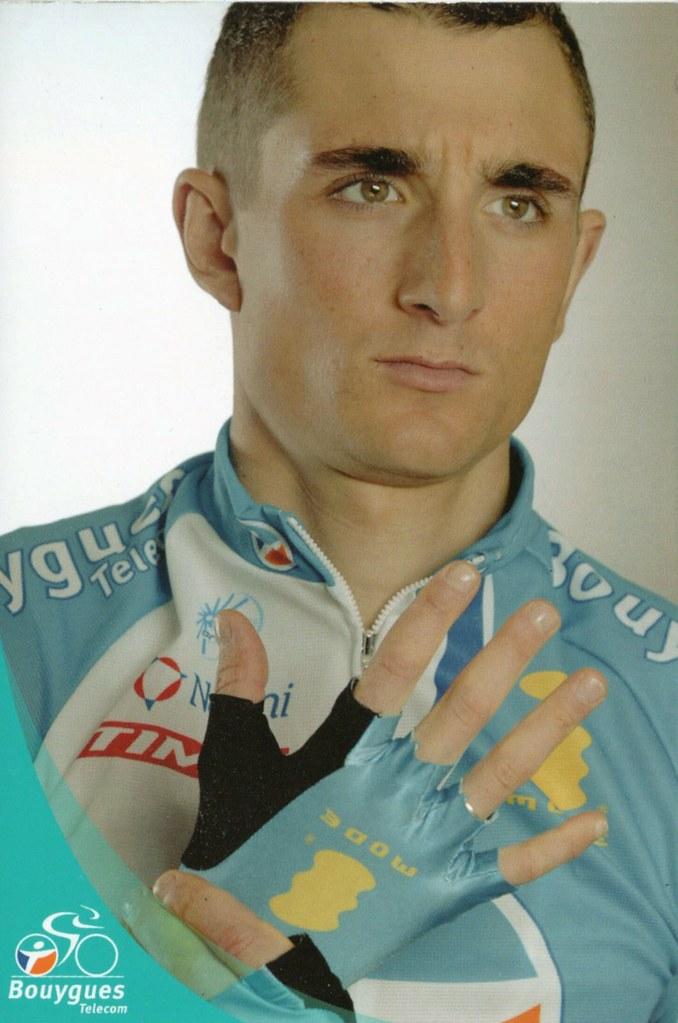 Bouygues Telecom 2007 - CHAMPION Dimitri