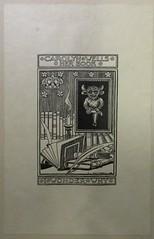 Penn Libraries 811W 1888.2: Bookplate/Label
