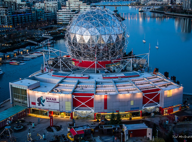 2018 - Vancouver - TELUS World of Science