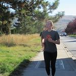 Megan Rouault at Aberdeen Fox Run (Sept 28, 2018 Dave Confroy)