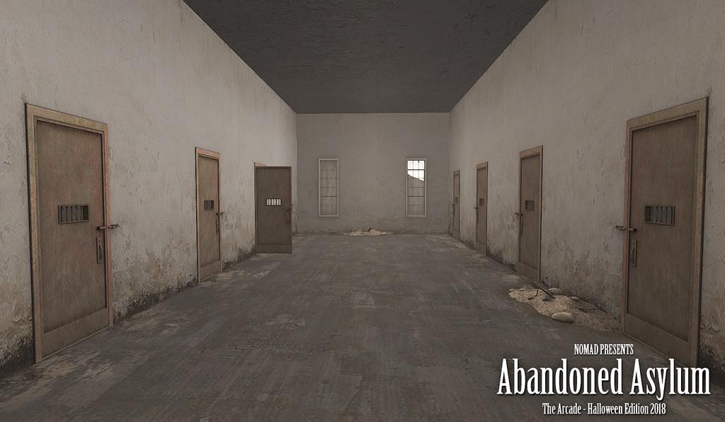 NOMAD – Abandoned Asylum 03