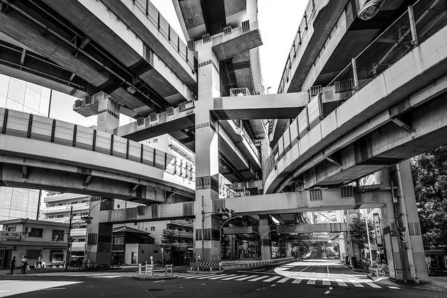 Hakozaki Junction, Tokyo