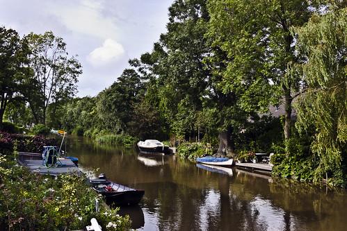 Menaldumervaart, Menaldum, Fryslân - The Netherlands (1500)