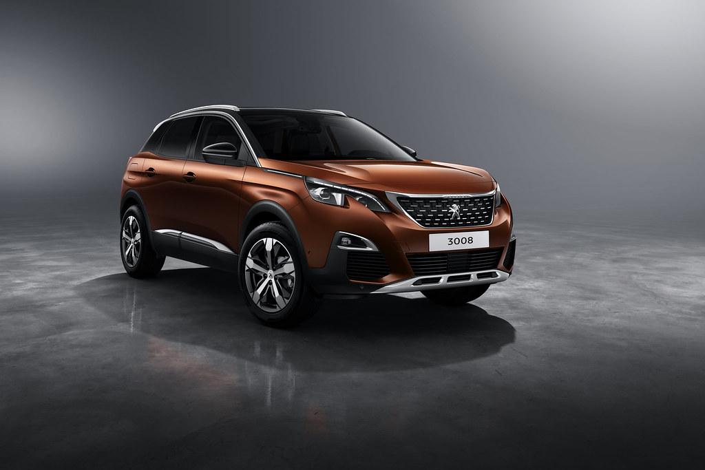 Comprar Peugeot 3008