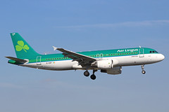 Aer Lingus Airbus A320-214 EI-EDP BHX 25/09/18