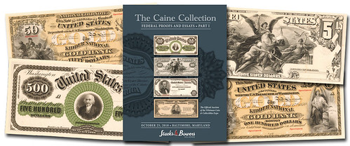 Caine Collection of Federal Proofs and Essays