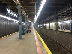 Pelham Parkway Station (5) - IRT Dyre Line/Former New York, Westchester & Boston (NYWB) Railway