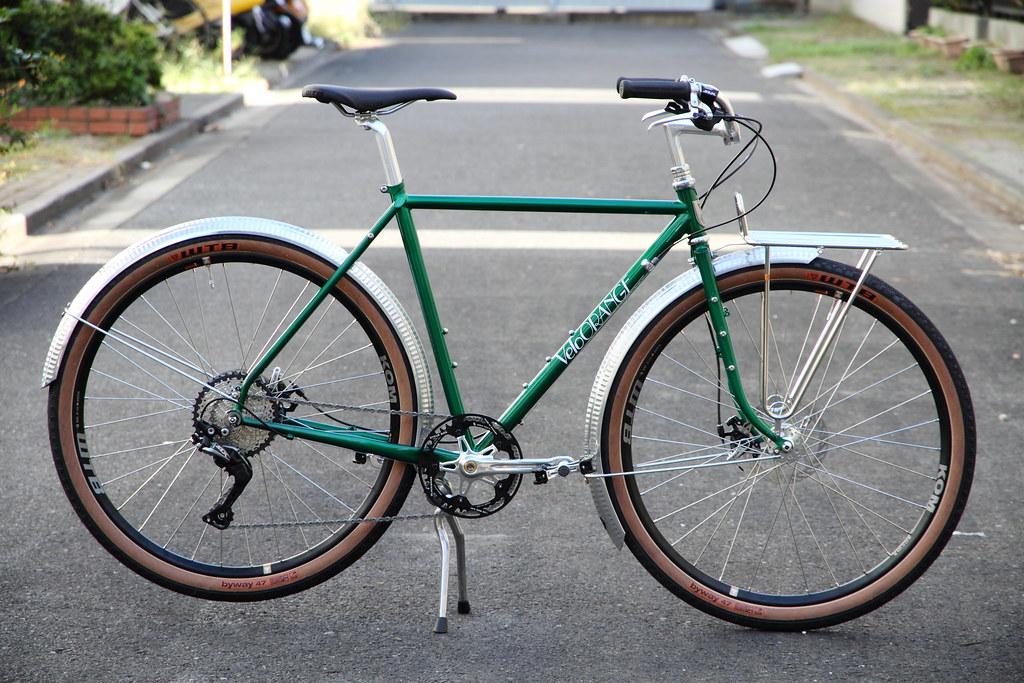 Velo Orange Polyvalent Built By Blue Lug Customer S Bike Catalog «スタマーズバイクカタログ