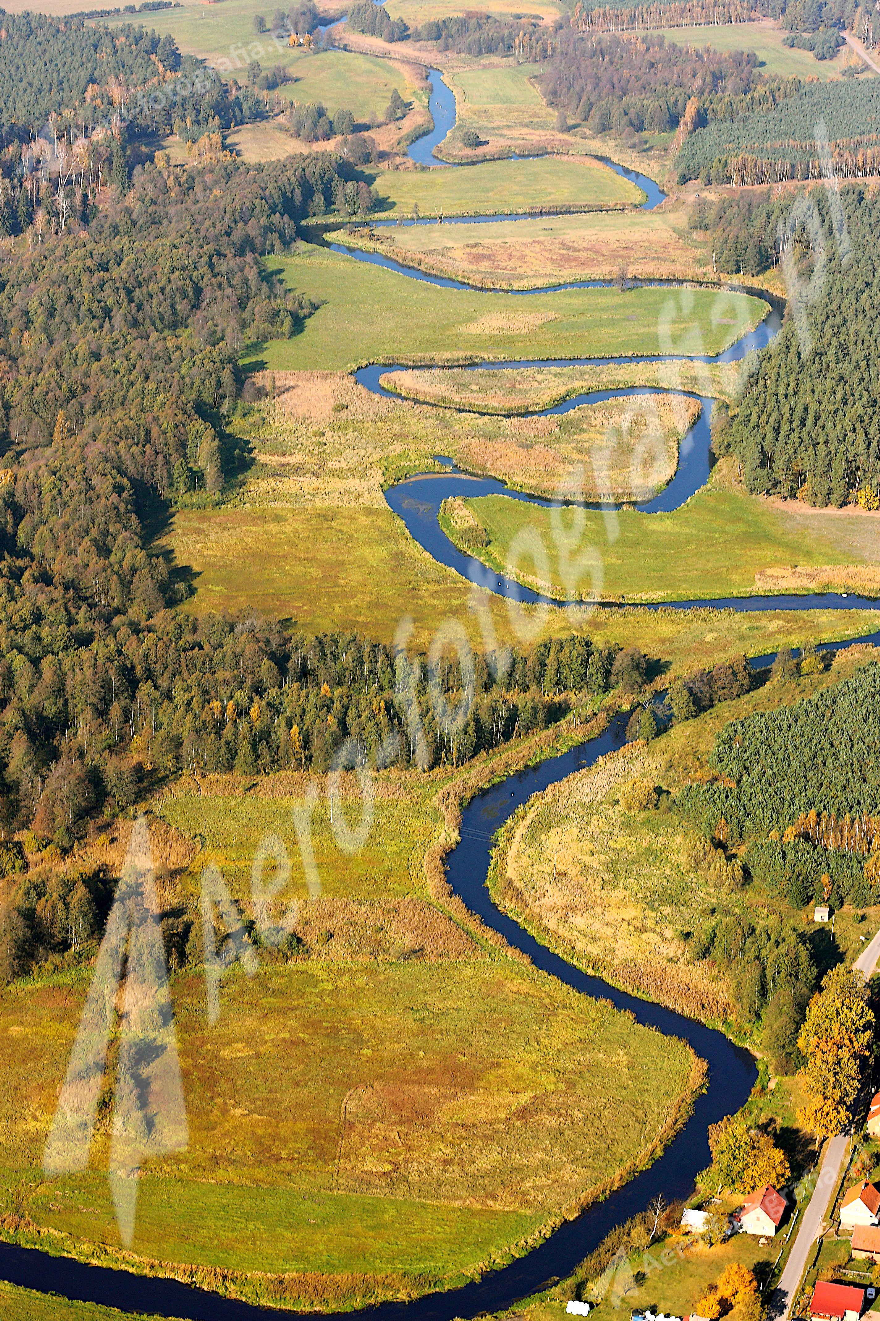 Rzeka Ełk.