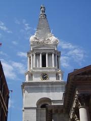 London - St George, Bloomsbury