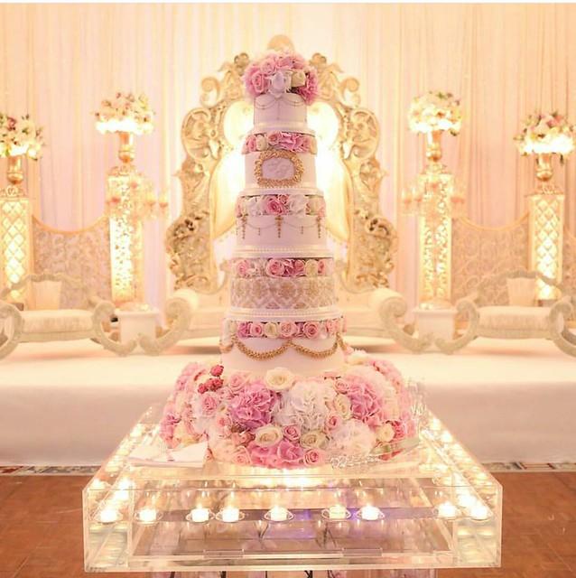 Cake by Daily Cake Paris - Wedding Cake Suspendu